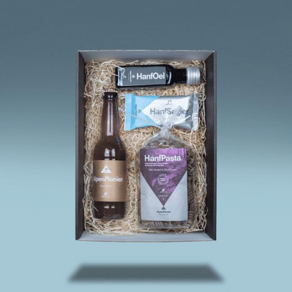 Cadeaux d' AlpenPionier - Rassemblez votre paquet vous-même