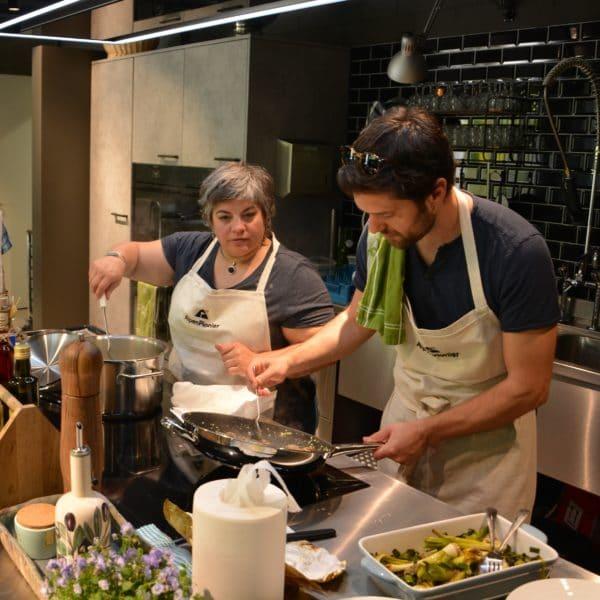 Kochkurse bei AlpenPionier. Kochen mit Hanf