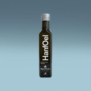 Hanföl von AlpenPionier. Gesunde Omega-3 und Omega-6 Fettsäuren