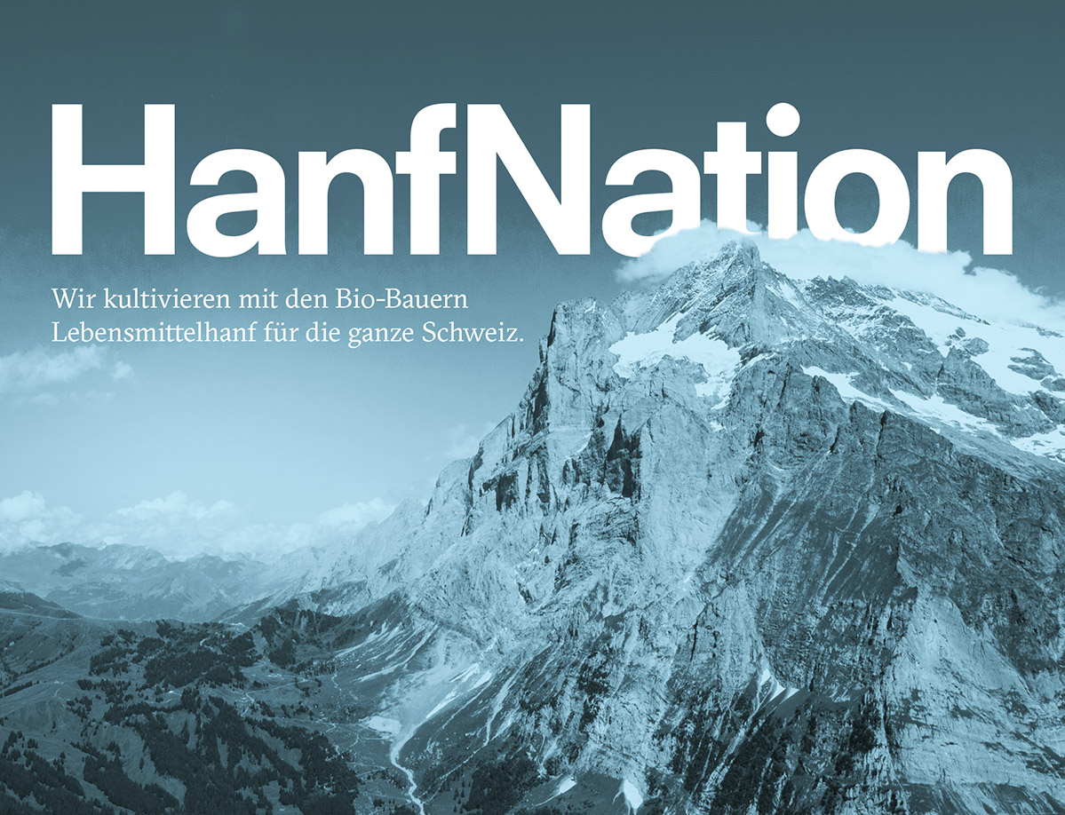 HanfNation von AlpenPionier Tablet