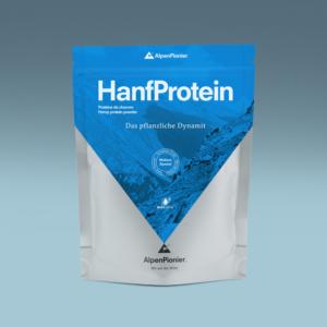 Hanfprotein Pulver von AlpenPionier.