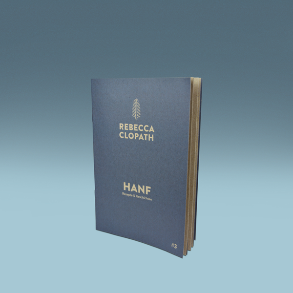 Livre de recettes du AlpenPionier. Cuisiner au chanvre